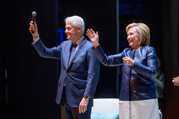 Bill Clinton An Evening With The Clintons