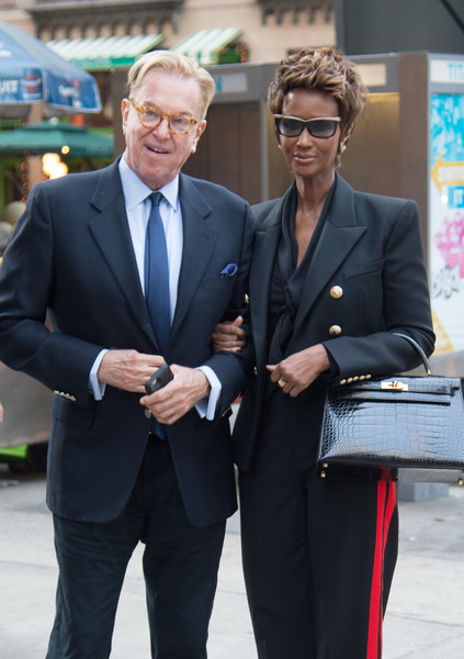 Bill Cunningham Memorial - Arrivals & Departures