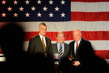 Bill Daly US Hockey Hall of Fame Induction