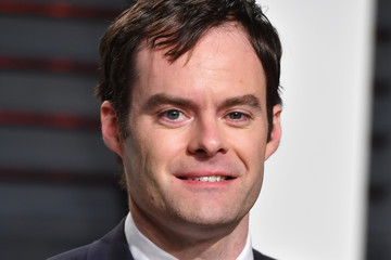 Bill Hader 2017 Vanity Fair Oscar Party Hosted By Graydon Carter - Arrivals