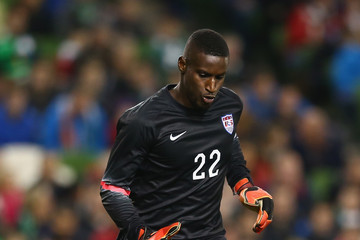 Bill Hamid Republic of Ireland v USA