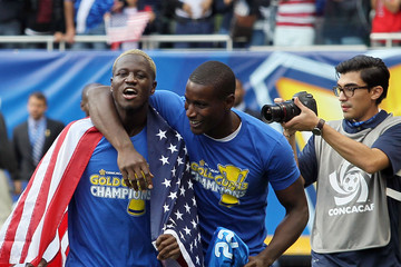 Bill Hamid Panama v United States - 2013 CONCACAF Gold Cup Championship