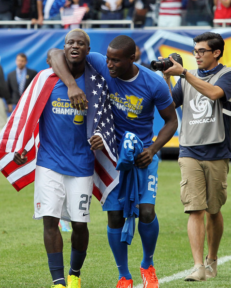 Panama v United States - 2013 CONCACAF Gold Cup Championship
