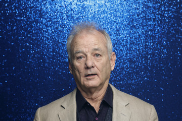 Bill Murray Backstage - GQ Men Of The Year Award 2016