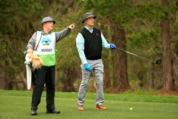 Bill Murray AT&T Pebble Beach Pro-Am - Round Two