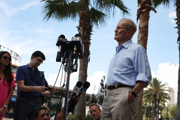 Bill Nelson FL Candidates React To Mass Shooting In Jacksonville 1 Day Before State Primary