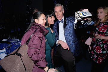 Bill Nye Inaugural Blue Jacket Fashion Show to Benefit Prostate Cancer Foundation - Cocktails and Auction