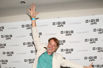 Bill Plympton Wired Care at Comic-Con