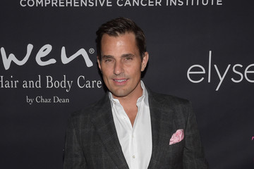 Bill Rancic Elyse Walker Presents The 10th Anniversary Pink Party Hosted By Jennifer Garner And Rachel Zoe - Arrivals