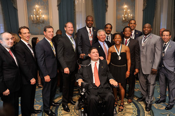 Bill Simon 29th Annual Great Sports Legends Dinner — Part 2