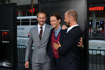Bill Skarsgard Premiere of Warner Bros. Pictures and New Line Cinema's 'It' - Arrivals