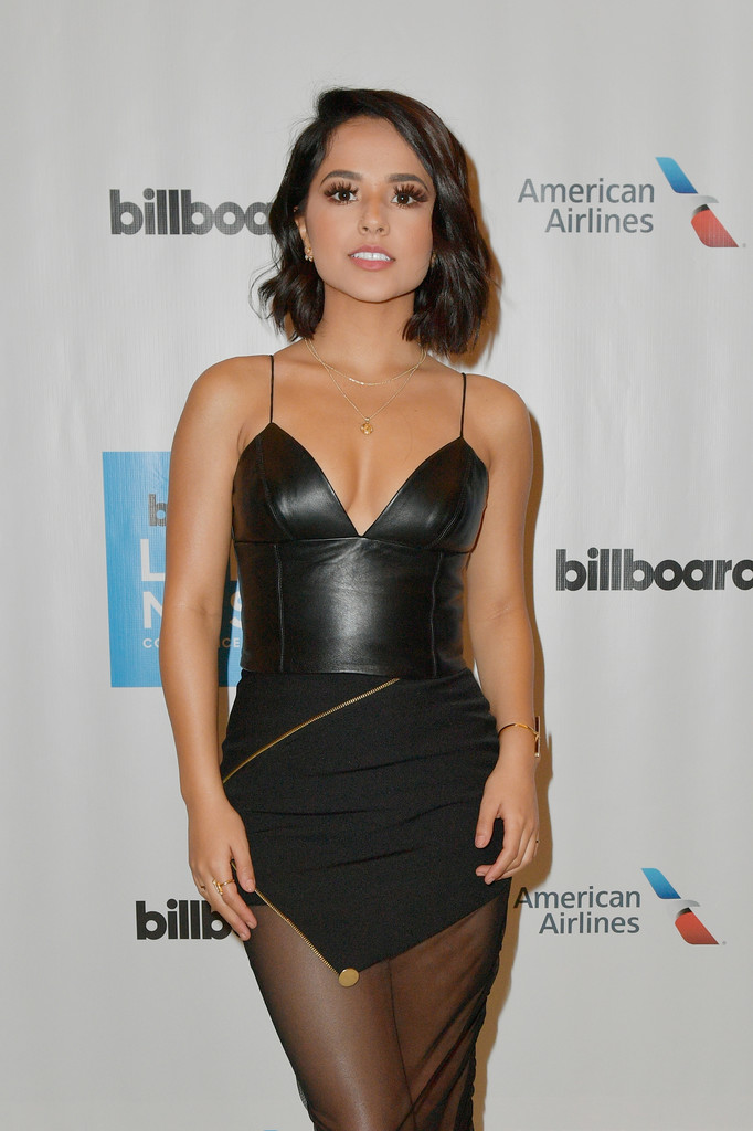 Becky G Photos - Billboard Latin Conference 2017 - Day 2 ...