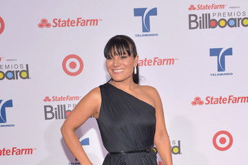 Diana Reyes Billboard Latin Music Awards 2012 - Arrivals