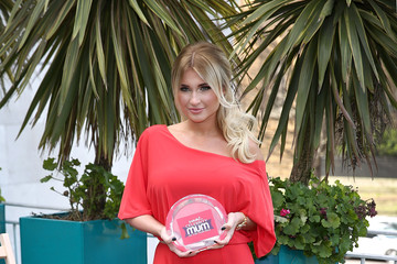 Billie Faiers Icelolly.com Celebrity Mum of the Year Photo Call