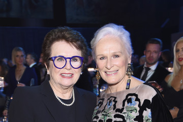 Billie Jean King Elton John AIDS Foundation Commemorates Its 25th Year and Honors Founder Sir Elton John During New York Fall Gala - Inside