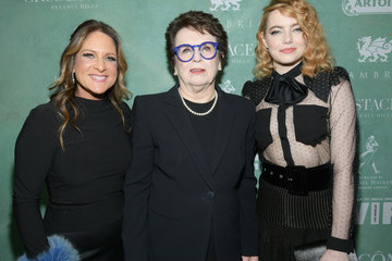 Billie Jean King 11th Annual Women In Film Pre-Oscar Cocktail Party Presented By Max Mara And Lancome
