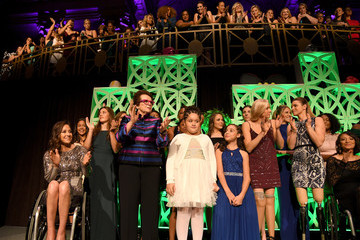 Billie Jean King The Women's Sports Foundation's 39th Annual Salute To Women In Sports Awards Gala  - Inside