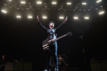 Billie Joe Armstrong Green Day Performs in Concert - Brooklyn, NY