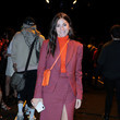 Billur Saatci Celebrity Sightings -  Mercedes-Benz Fashion Week Istanbul - October 2019 - Day 2