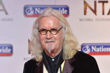 Billy Connolly National Television Awards - Winners Room