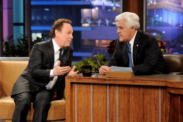 """Billy Crystal Jay Leno """"The Tonight Show With Jay Leno"""" - Final Episode"""