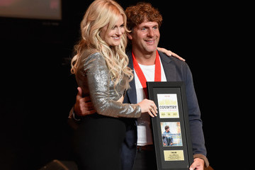 Billy Currington 55th Annual ASCAP Country Music Awards - Inside