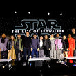 Billy Dee Williams The Stars And Filmmakers Of Star Wars:  The Rise Of Skywalker At The Global Press Conference