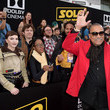 Billy Dee Williams Premiere Of Disney Pictures And Lucasfilm's 'Solo: A Star Wars Story' - Red Carpet