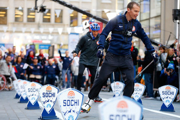 Billy Demong 'Today' Show Marks 100 Days to Sochi Winter Olympics