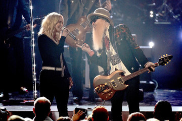 Billy Gibbons 51st Academy of Country Music Awards - Show