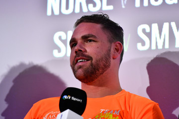 Billy Joe Saunders Frank Warren Press Conference