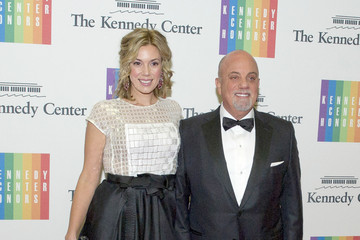 Billy Joel Alexis Roderick 36th Kennedy Center Honors - Gala Dinner