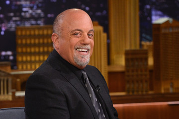 Billy Joel Billy Joel Visits 'The Tonight Show'