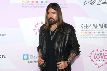 Billy Ray Cyrus Keep Memory Alive Honors Neil Diamond At 24th Annual Power Of Love® - Red Carpet