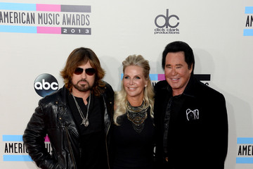 Billy Ray Cyrus Arrivals at the American Music Awards — Part 3