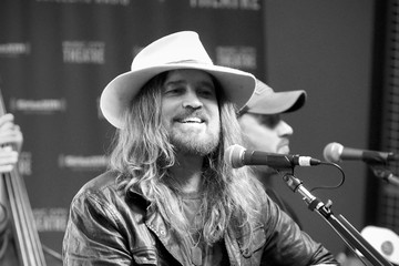 Billy Ray Cyrus Billy Ray Cyrus Performs On SiriusXM's Prime Country Channel At The SiriusXM Nashville Studios