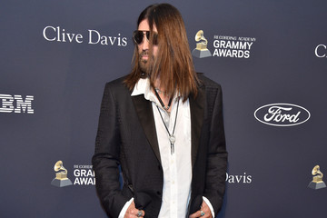 """Billy Ray Cyrus Pre-GRAMMY Gala and GRAMMY Salute to Industry Icons Honoring Sean """"Diddy"""" Combs - Arrivals"""