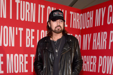 Billy Ray Cyrus iHeartRadio Music Awards - Red Carpet Arrivals