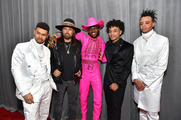 Billy Ray Cyrus Lil Nas X 62nd Annual GRAMMY Awards – Red Carpet