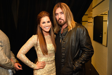 Billy Ray Cyrus 2015 CMT Music Awards - Backstage & Audience