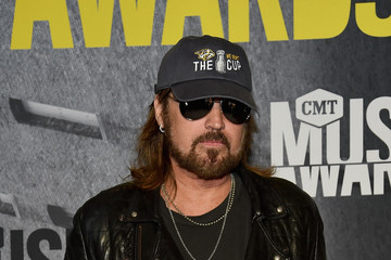 Billy Ray Cyrus 2017 CMT Music Awards - Red Carpet
