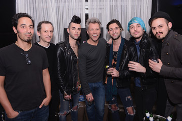 Billy Stevens Island Records One Year Celebration Party At The Gansevoort Meatpacking NYC