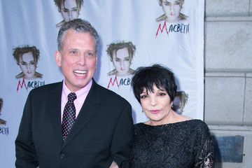 Billy Stritch Arrivals at the 'Macbeth' Opening Night