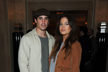 Binky Felstead Front Row & Arrivals: Day 4 - LFW February 2017