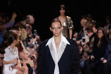 Binx Walton Michael Kors Collection Fall 2019 Runway Show