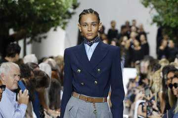Binx Walton Michael Kors Collection Spring 2020 Runway Show