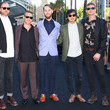 Birds of Tokyo 27th Annual ARIA Awards 2013 - Arrivals
