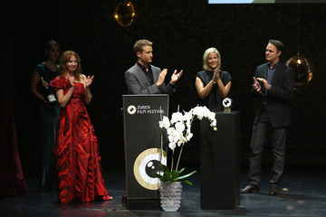 Birgit Minichmayr Award Night Ceremony- Zurich Film Festival 2015