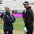 Kevin Pietersen and Jonathan Trott Photos