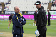 Kevin Pietersen and Jonathan Trott Photos Photo